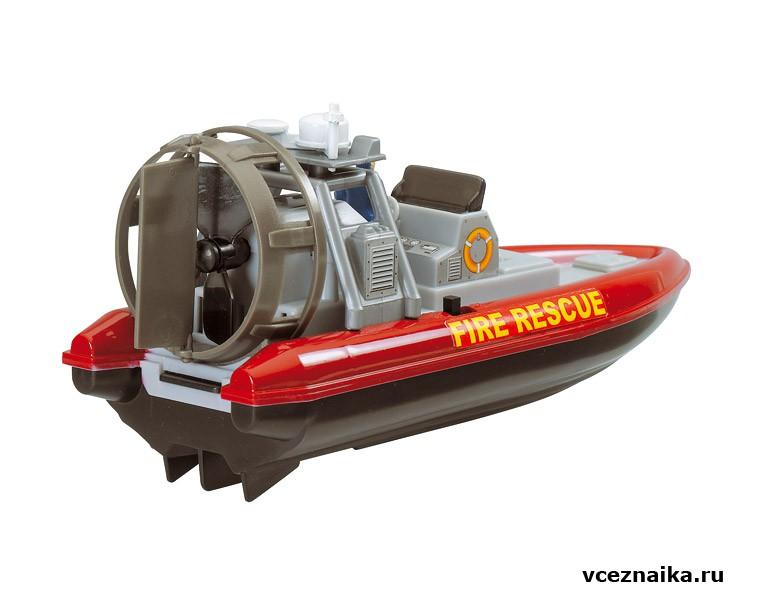 сделать игрушечную моторную лодку