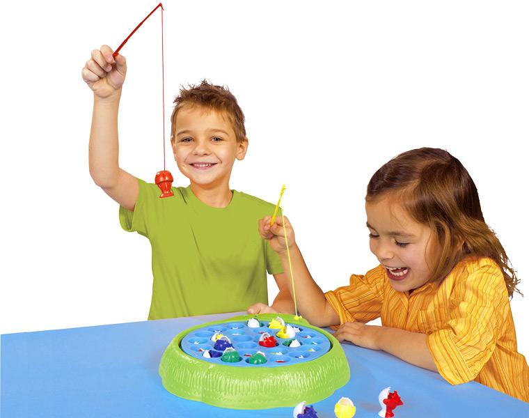 играть в рыбалку детям 5 лет