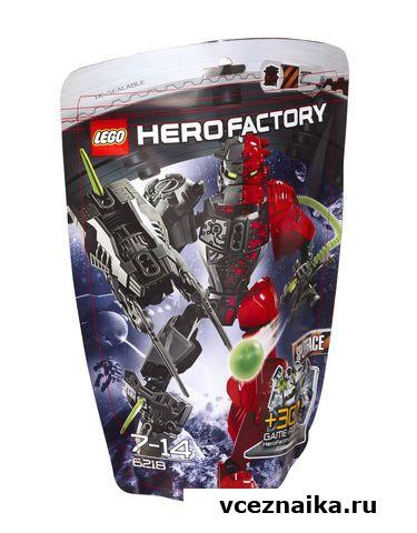 Lego hero factory 2014 review: queen beast vs furno stormer  evo 44029 видео