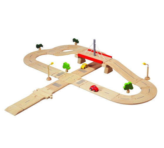 Как сделать игрушечную трассу