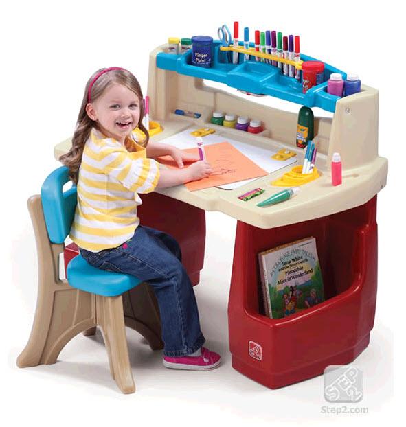 Столик для ребенка своими руками фото